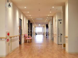 菅原病院 院内風景